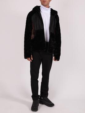 Black formal jogger pants