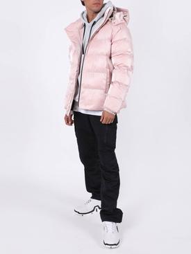 Nightrider puffer jacket PINK