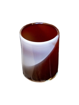 Givre Frost Glass Tumbler