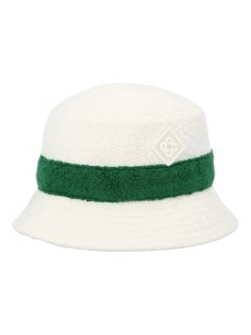 Patch Bucket Hat ECRU