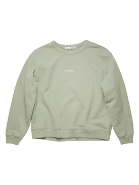 knit sweater, dusty green