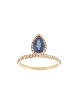 Ara Blue Sapphire Ring
