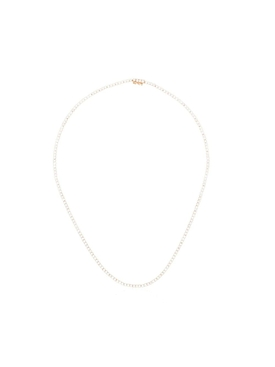 Hepburn diamond choker