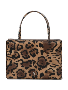 Amina Gilda Crystal Bag LEOPARD/WHITE