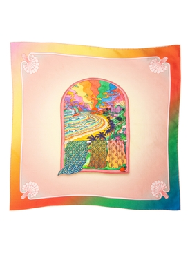 Small Silk Scarf Lucid Dreams