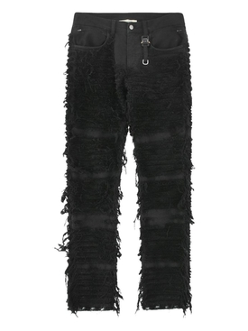 Blackmeans 6 pocket jean with nylon buckle
