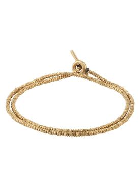 The Binary Two Wrap Bracelet