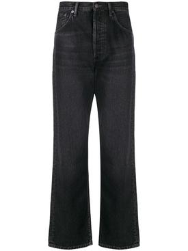 2003 vintage black denim jeans