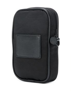 Black one pocket phone case bag
