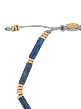 18k gold and Lapis Lazuli Stone Bracelet