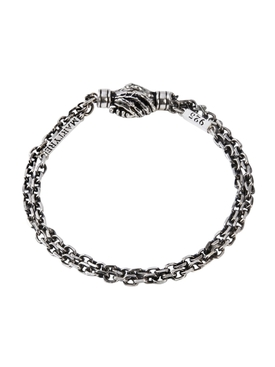 silver avery bracelet