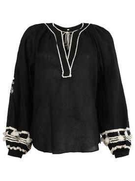 Cursos Del Rio blouse