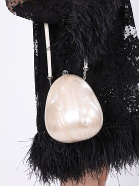 Pearl Egg Bracelet Bag