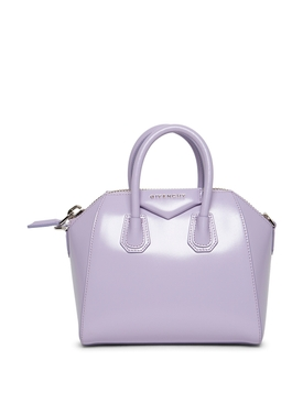 Mini Antigona Bag Lilac