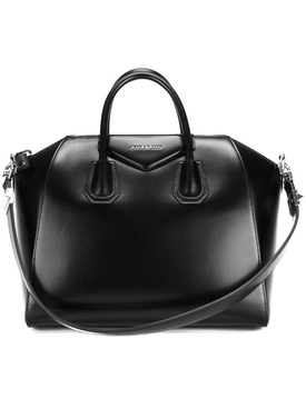 Black antigona bag
