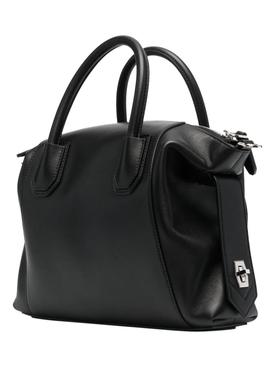 Small Soft Antigona bag BLACK