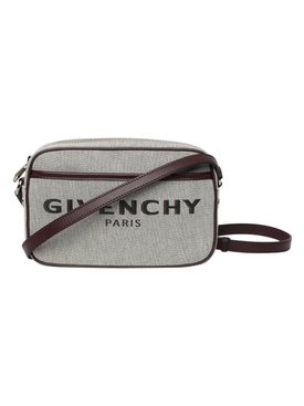 Bond Camera Bag, Aubergine