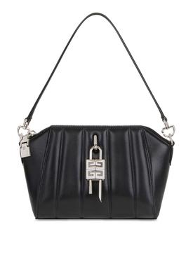 XS Antigona Lock Bag Black