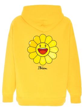 Amarillo Flower Hoodie