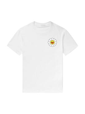 Blanco Flower T-shirt