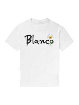 Blanco Spray Paint T-shirt