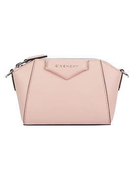 Nano Antigona Handbag PINK