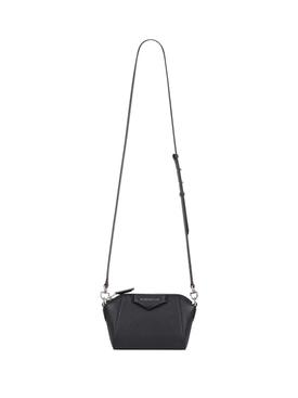 Nano Antigona Handbag BLACK