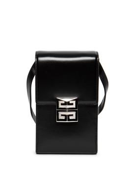 Mini Vertical Bag Black