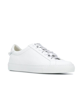 Urban Street Low-Top Sneaker, White
