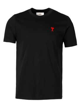 Classic Ami de Coeur t-shirt, Noir Black