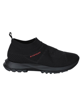 Givenchy - Black Spectre Sock Low-top Sneaker - Men