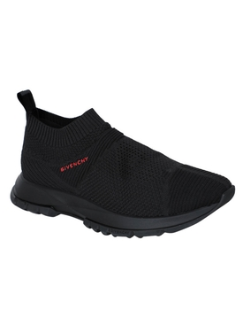 Black Spectre Sock Low-top Sneaker