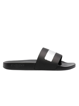 Latex Band Slide Sandal