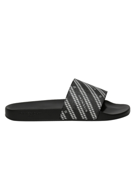 CHAIN SLIDE SANDAL