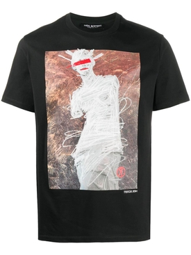Venus The Milo t-shirt BLACK