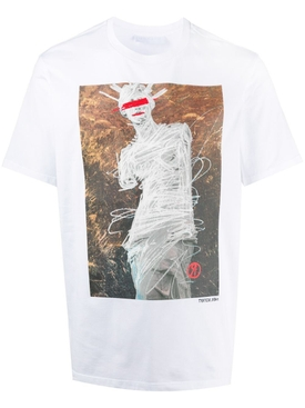 Venus The Milo t-shirt WHITE