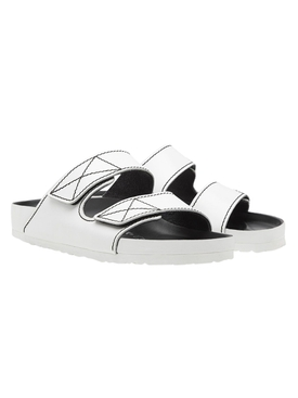 Birkenstock X Proenza Schouler Arizona Slides White