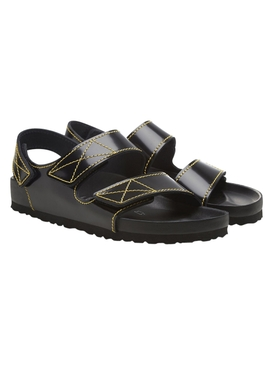 Birkenstock X Proenza Schouler Milano Sandals Black