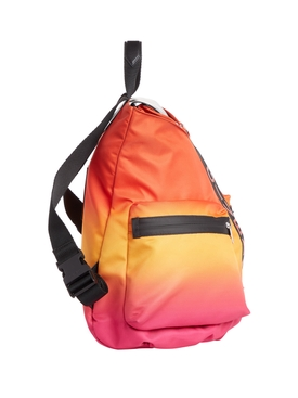 Multicolored spectre backpack