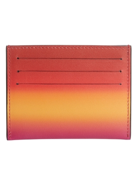 Gradient effect card holder