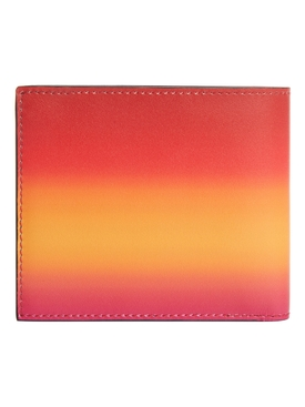 Multicolored Logo Bifold wallet