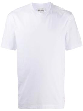 Classic Plain T-Shirt OPTIC WHITE