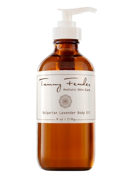 Bulgarian Lavender Body Oil 8oz/228g