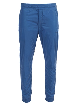 Blue Logo Jogger Track Pants