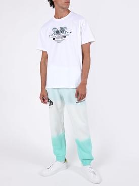 Mint green jogger pants