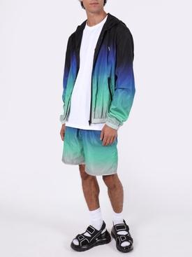 Gradient Jogger Shorts