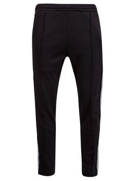 C&S Slim-fit Jogger Black
