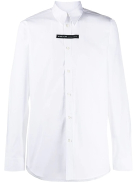 Classic Button Down Shirt, White