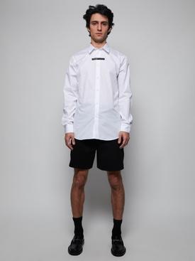 Classic Button Down Shirt, White