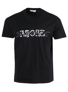 Dark Amore Logo T-shirt BLACK